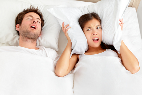 Snoring Solutions – Try EFT Tapping!