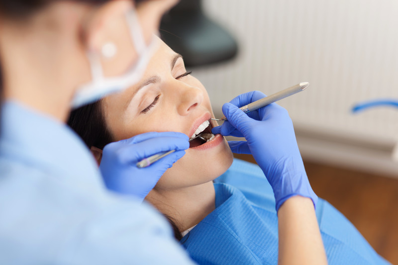 You Don't Need to be Scared of the Dentist!  Try EFT Tapping