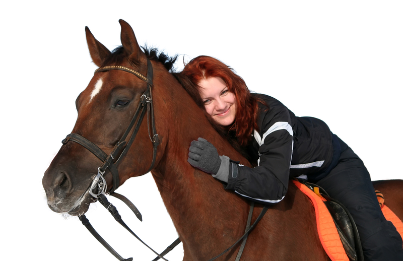 Tapping on Horseback:   EFT Acupressure Boosts Sports Performance