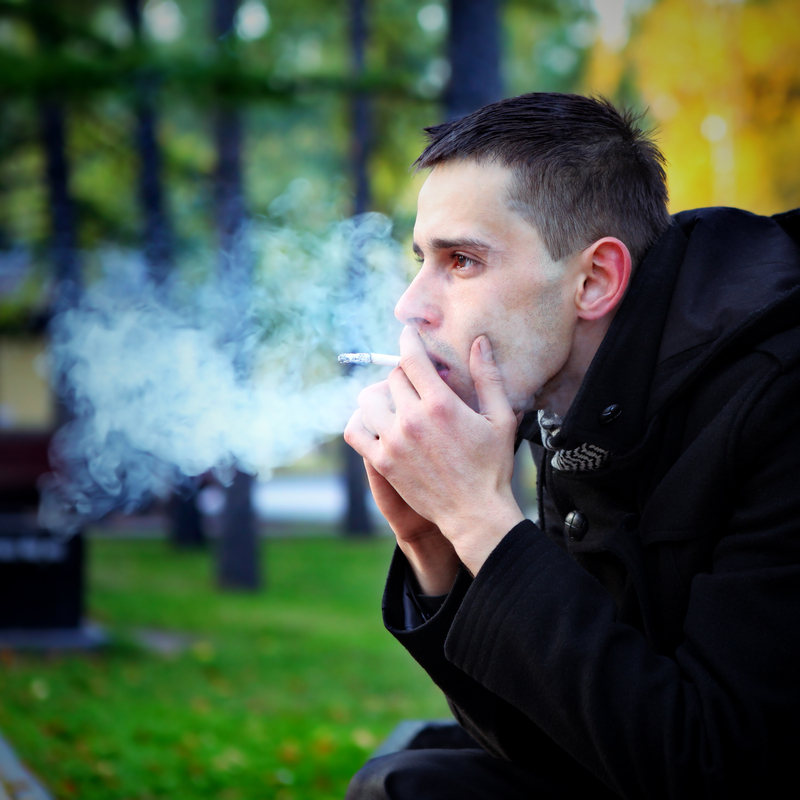 Can EFT tapping Stop You Smoking?