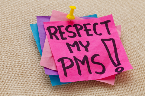 Stress Causes PMS – Acupressure Technique Can Lighten Both