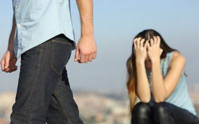 'He broke my heart' – EFT tapping for relationships stresses